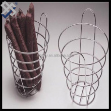 Stainless Steel Cube Storage Baskets