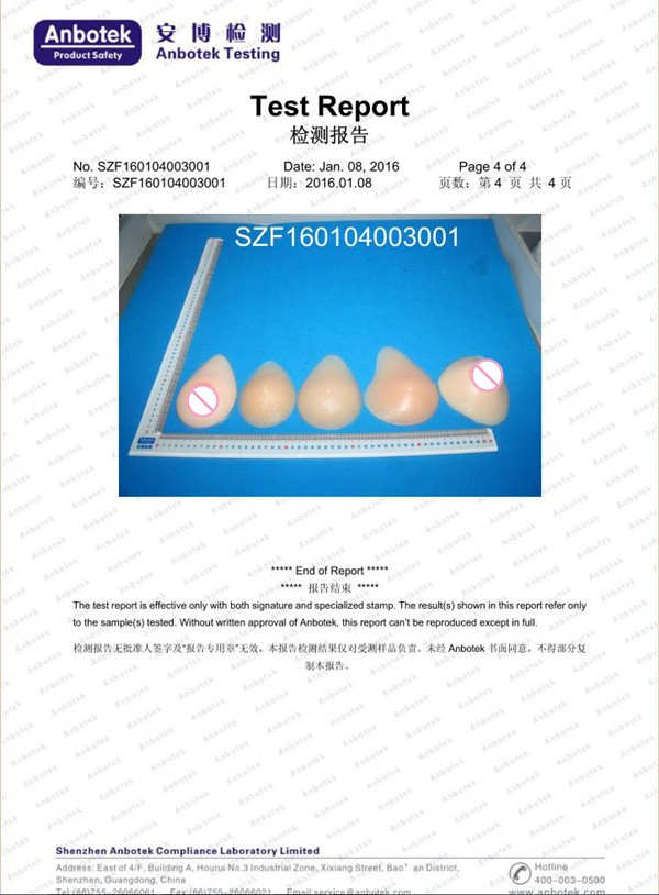 ONEFENG LTD 2000g/pair silicone breast prosthesis crossdressing masquerade artificial boobs free shipping