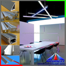 2015 hot sale product Aluminum profile for leds,heat transfer printing paper for aluminum profile