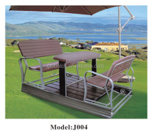 Outdoor Wooden Garden Swing For Adults