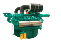 Diesel Generator Use Googol 662kW 60Hz Power Engine