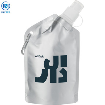 Promotional camping plastic bag for liquids