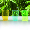 300ml Hot Fruit jelly cup,pad printing ink cup,salad packaging cup plastic fruit jelly cup