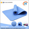 Home Exercise Gym Fitness color yoga mat , silk screen printing yoga mat