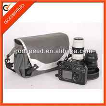 2013 Godspeed waterproof leather camera bag newest PU camera dslr bag