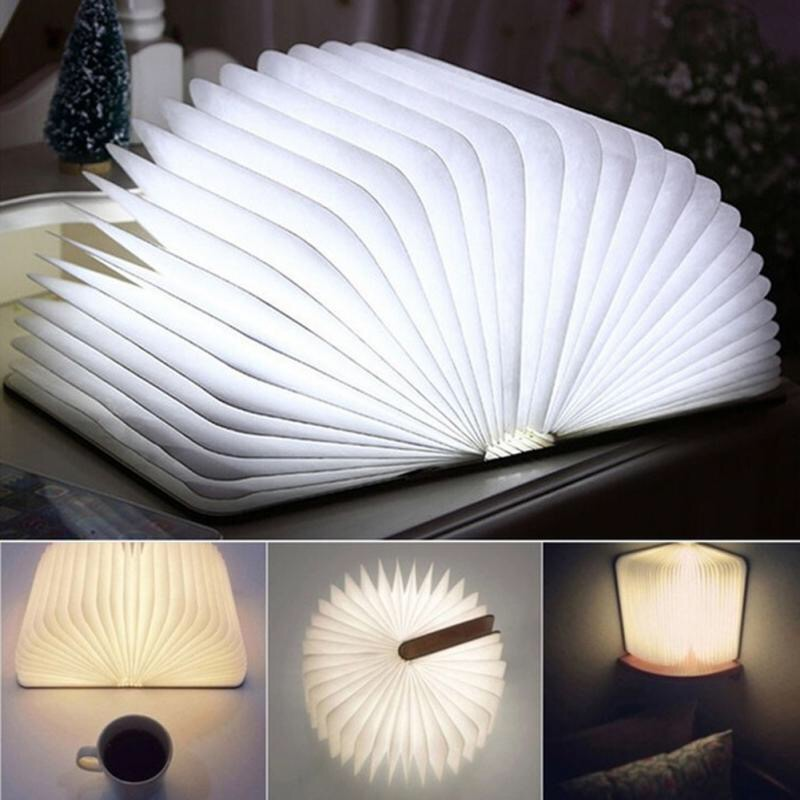 Waterproof Tyvek paper LED reading book light