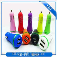China hot sale universal 5V 2.1A smart phone car charger