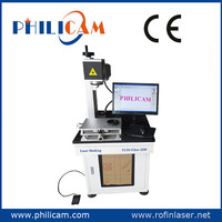 Good reputation ear tag fiber laser marking equipment for sale