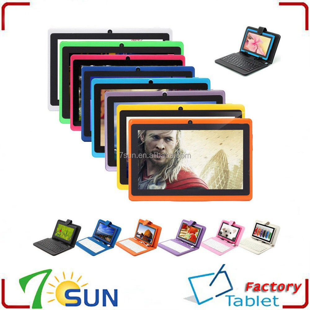 Q88 7inch LED 4GB A13 Tablet PC Android 4.0 Wifi sleeping tablets