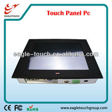 "10.4"" industrial touch screen panel pc"