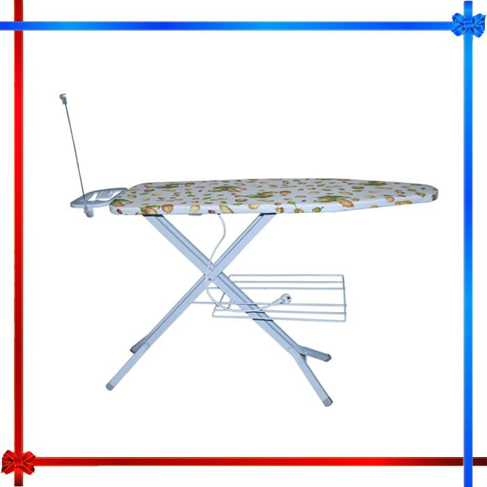 list of ironing board with clothes rack