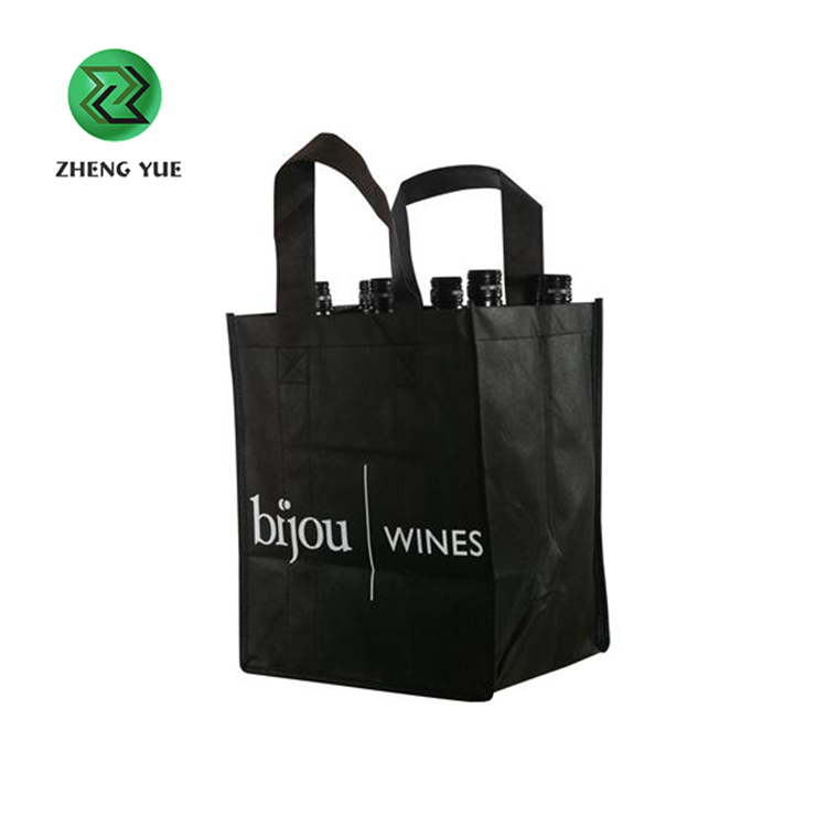 factory sale cheap wine bag/wine bottle bag/wine tote bag