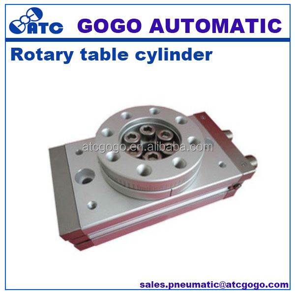 MSQB series pneumatic rotary table cylinder