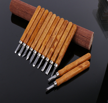Free Sample Wooden Art Carving Knife & Engraving Tool Set
