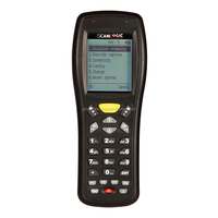 Factory wholesale price wireless handheld data collector with display 1D barcode scanner