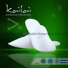 Cheap Price Wholesale Close Toe Disposable Hotel Slippers