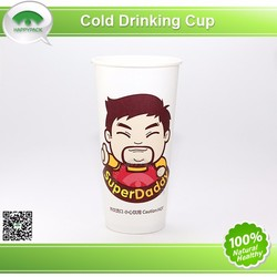 New Products Design cool paper cup,cold drink cup