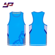 Hot Koop Groothandel Tank Top Mannen Custom Ademend Tank Top