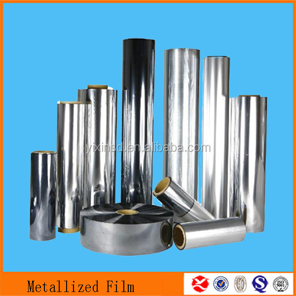 Metallized PET Film With Low OD(Low OD MPET/Electronic Film