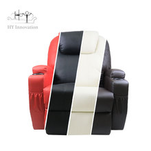 Best Recliner Modern Power Sofa Chair Motor Heated Vibrating Massage Multi functional Recliners