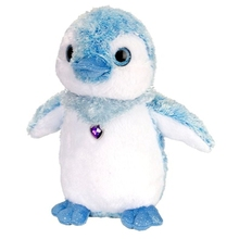 Cartoon lovely Penguin Type and Plush Material Toy from China