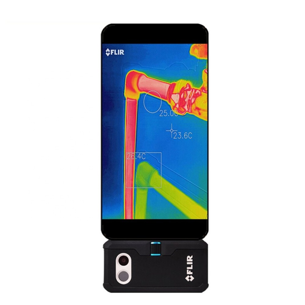 2019 newest cheap price flir one pro digital thermal imaging camera for ISO,type-<strong>C</strong> and Android