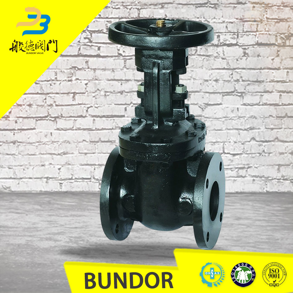 Class 125 Api Ruber Lined Gate Valve