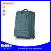 holiday style happy trip necessary travelling luggage with four universal wheels high quality trolley luggage travel bag