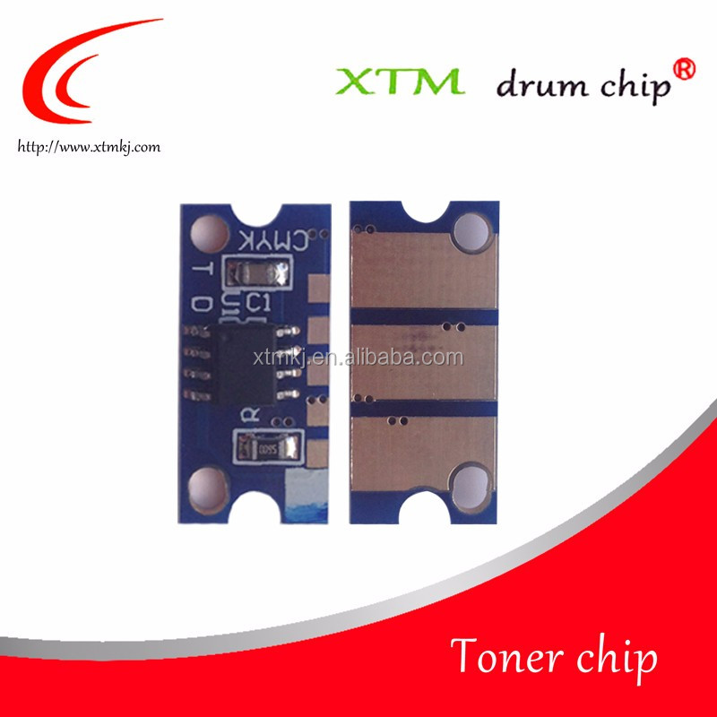 Compatible with Epson Aculaser C1600 toner chips C13S050557 C13S050556 C13S050555 C13S050554 reset cartridge laserjet count chip