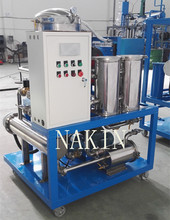 Model TPF used cooking oil recycling machine with AAA grade