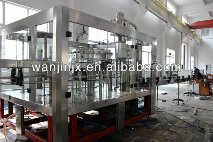 Automatic Bottle Water Washing Filling Capping Machine /Mineral Water Plant / Mineral Water Production