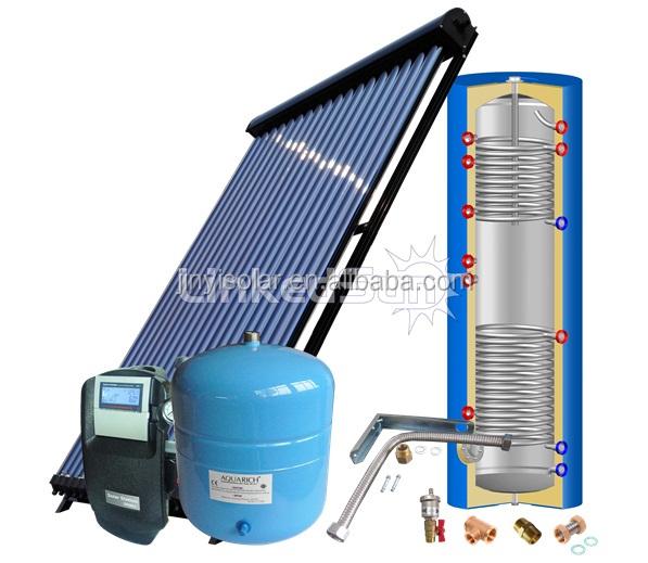 400 liter warmwasser solar panel china vakuumr hre. Black Bedroom Furniture Sets. Home Design Ideas