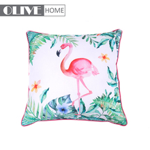 Wholesale Cheap Waterproof Garden Chair Furniture Custom Photo Printing Outdoor Cushion Pillow