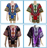 cheap stock new africa printing design dashiki tops thailand shirts wholesale