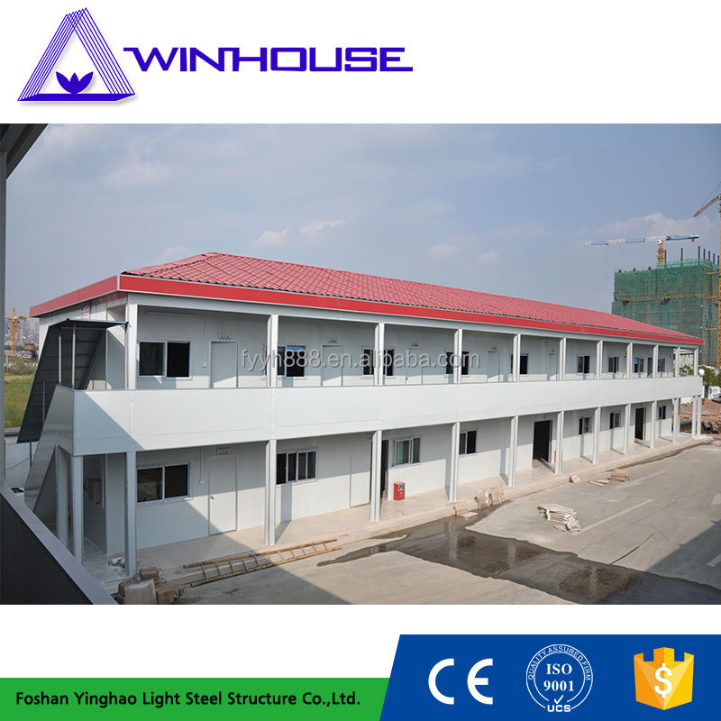 Good Thermal Insulation Performance Cheap Small Fiji Prefab Houses