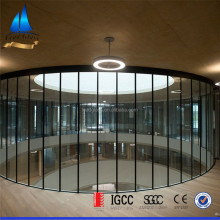 high quality 3mm-6mm best price on-line clear low-e glass