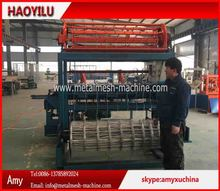 hinge joint grassland fence making machine silt fence machine folding machine