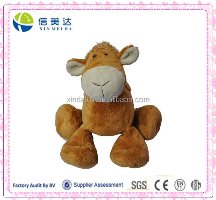 Plush Desert Animal Stuffed Camel Toy