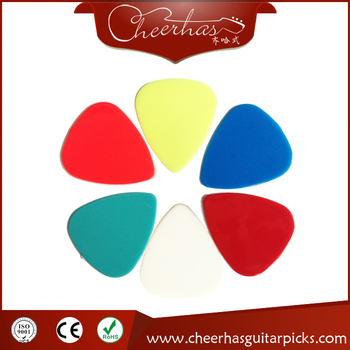 High Quality Custom Logo Unique Nylon Guitar Pick