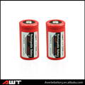 IMR 18350 battery 3.7V li-ion 1200mAh battery for electronic cigarette battery