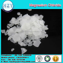 The snow melting magnesium chloride products MADE IN CHINA