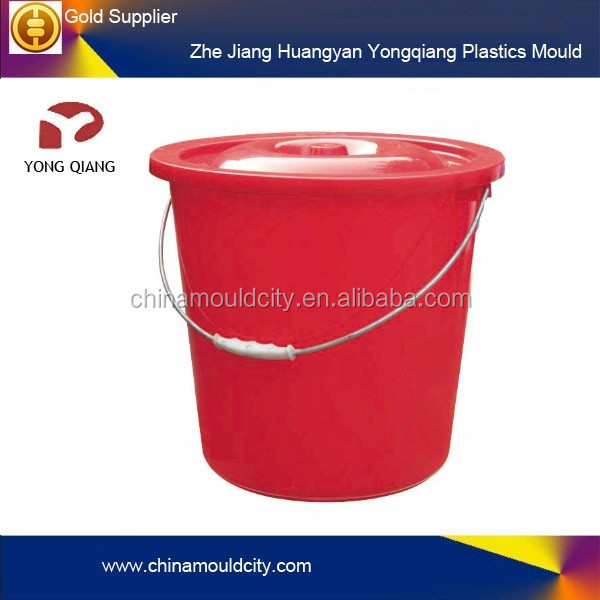 water bucket plastic injector mold company
