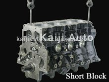 High Quality 4JB1T diesel Engine Short Block