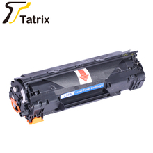 Printer Consumables Compatible Black/Color Laser Toner Cartridge for HP CE278/C128/328/728 _h