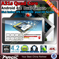 2014 Cheapest tablet 10 inch quad core android 4.2 with all function