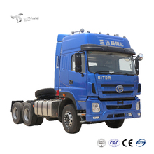 Chinese Manufacturers 10 wheeler truck tractor for sale in subic