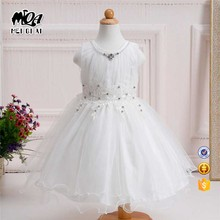 Fancy baby fairy costumes girls summer frocks designs baby girl wedding dress L15071