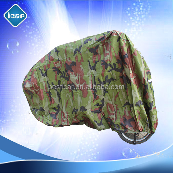 Wholesale products high quality polyester bike seat cover