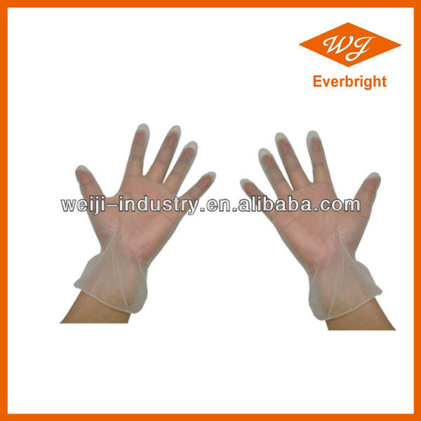 Made In China Manufacturer Vinyl Examination Gloves, Chemical Gloves, LED Gloves