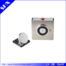 1.0kg Stainless Steel Mortice Wall Mounted Magnetic Door Holder